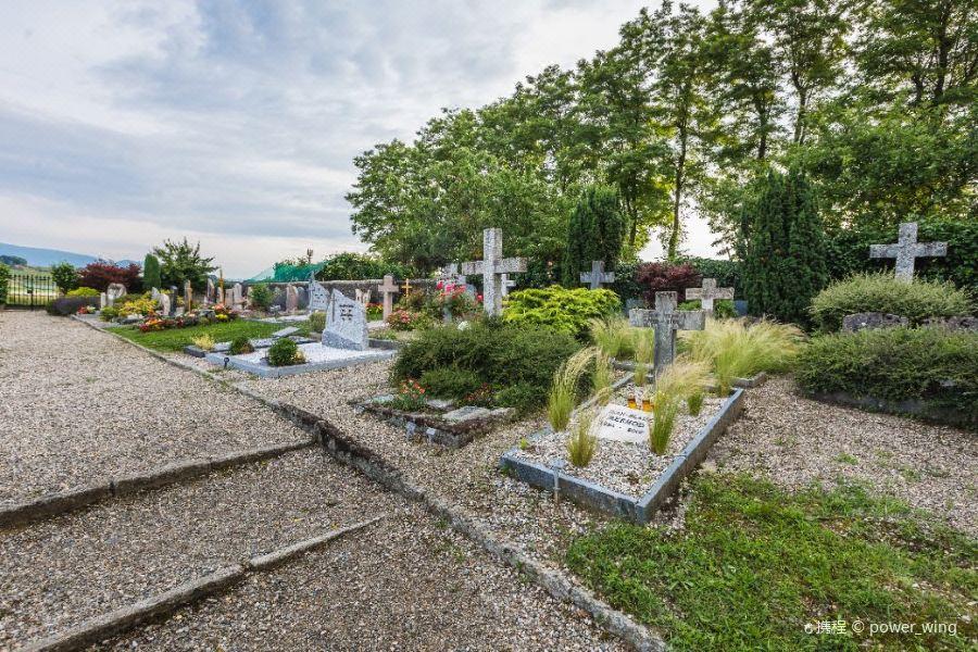 奥黛丽赫本之墓旅游景点图片