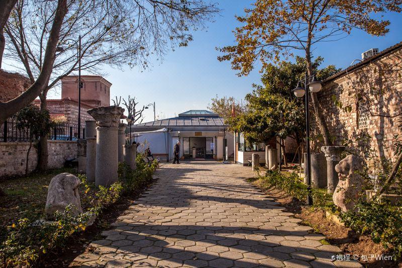 格雷特宫镶嵌画博物馆旅游景点图片