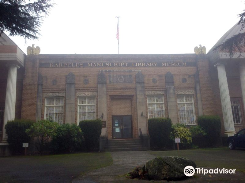 Karpeles Manuscript Library Museum旅游景点图片