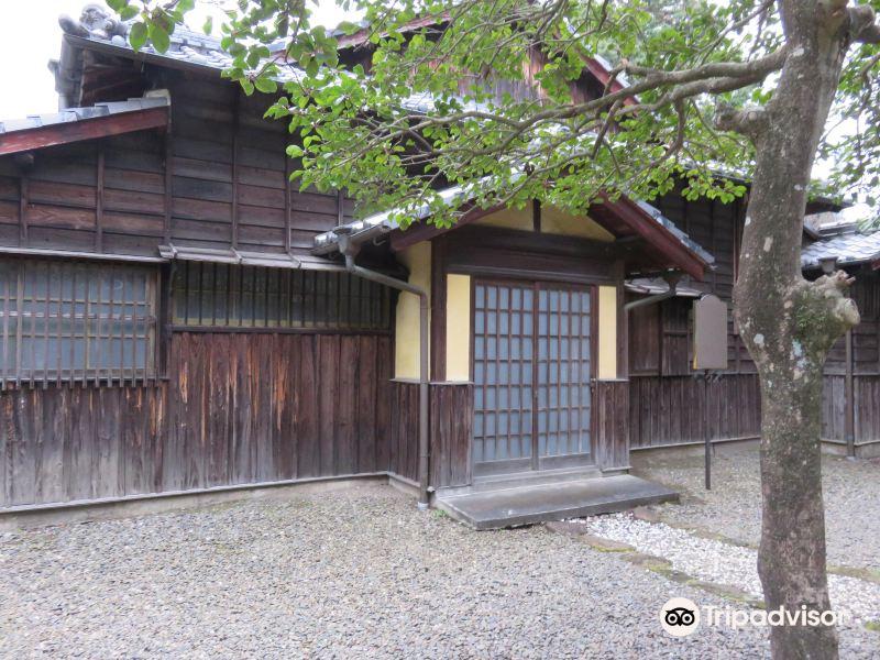 夏目漱石第三旧居旅游景点图片