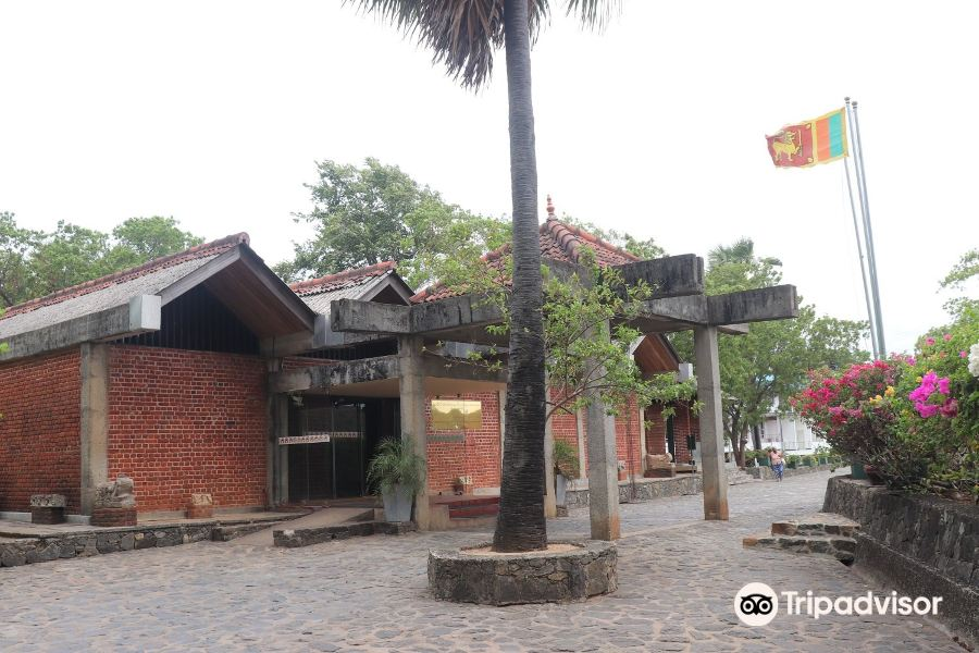 Archaeological Museum旅游景点图片
