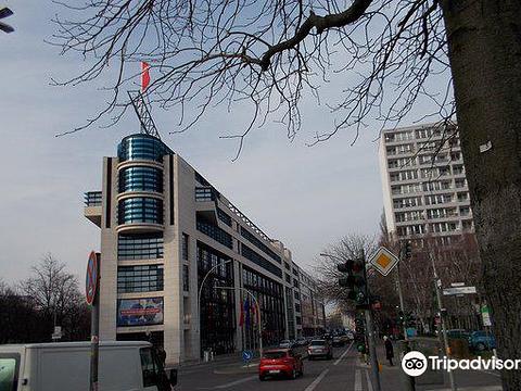 Willy-Brandt-Haus旅游景点图片