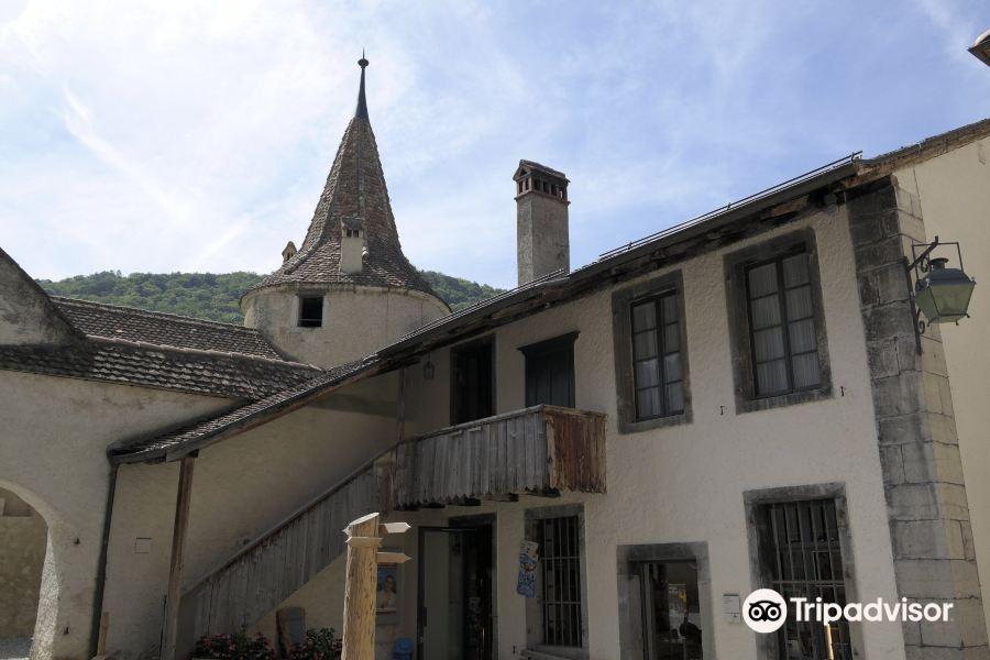 莫尔日城堡旅游景点图片
