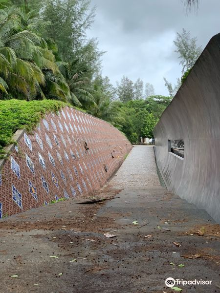 Ban Nam Khem Tsunami Memorial Center旅游景点图片