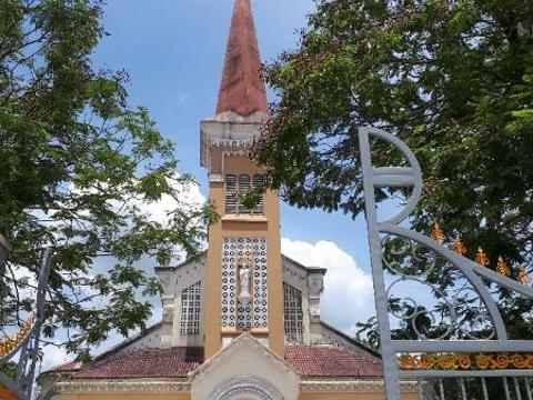 圣方济各华人天主堂的图片