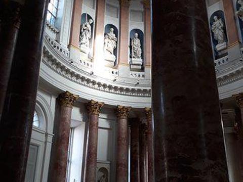 Elisabethkirche旅游景点图片