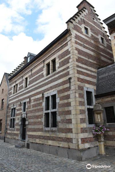 Begijnhof van Tongeren旅游景点图片