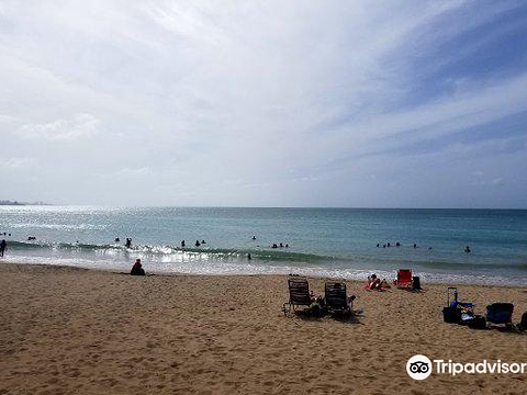 Playa La Pocita De Pinones旅游景点图片