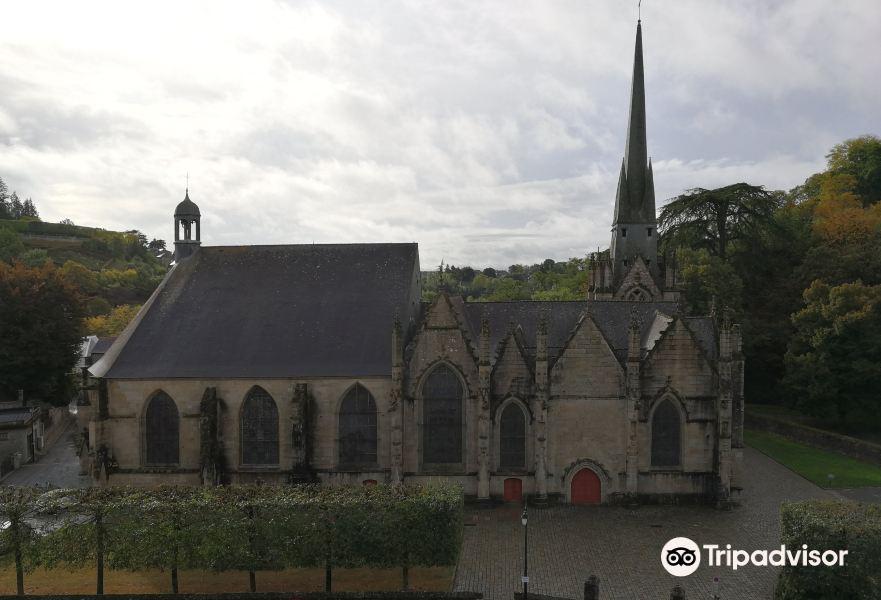 Eglise Saint-Sulpice de Fougeres旅游景点图片