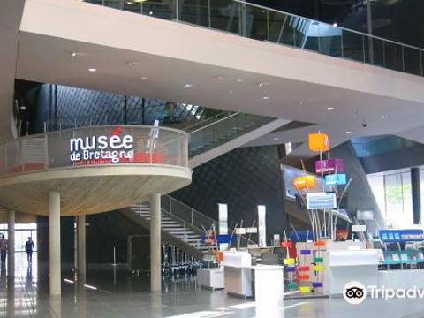 Musee de Bretagne旅游景点图片