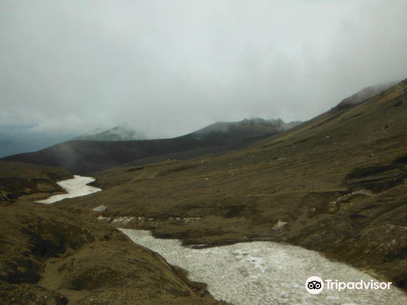 十胜岳旅游景点图片