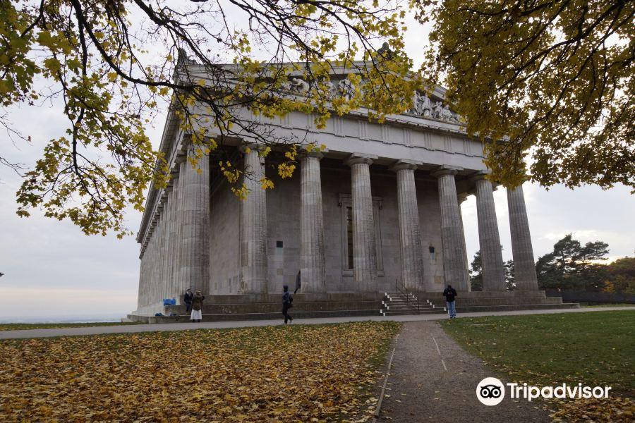 Walhalla Temple旅游景点图片