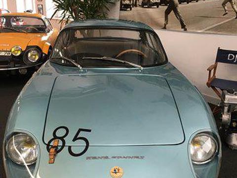 Musee automobile MATRA旅游景点图片