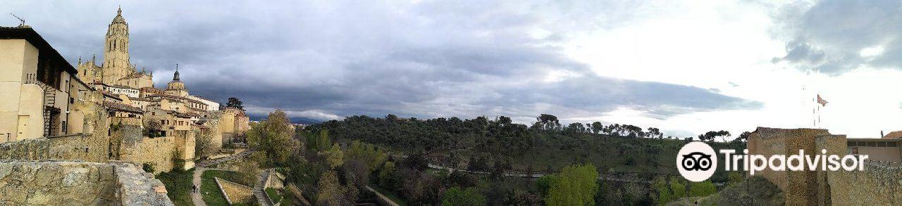 La Muralla de Segovia旅游景点图片