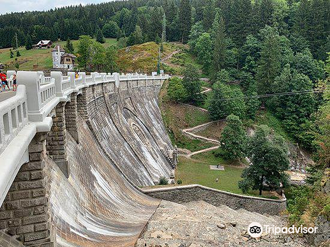 Labská Dam旅游景点图片