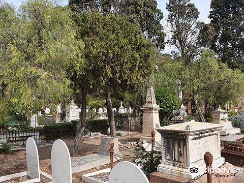 English Cemetery at Malaga旅游景点图片