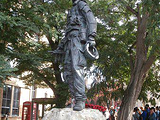Irish Guardsman Statue