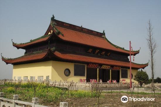 海天禅寺旅游景点图片