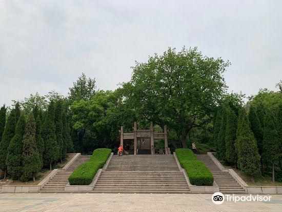 言子墓旅游景点图片
