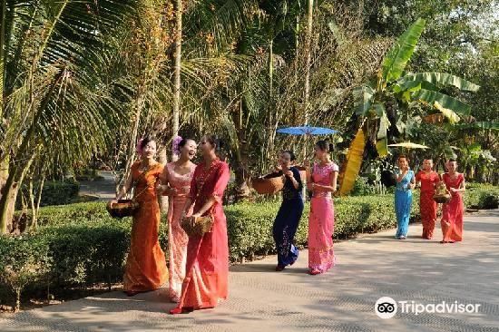 西双版纳傣族自治州国际会议展览中心旅游景点图片