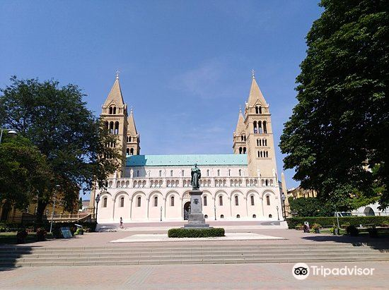 Pecs Cathedral旅游景点图片