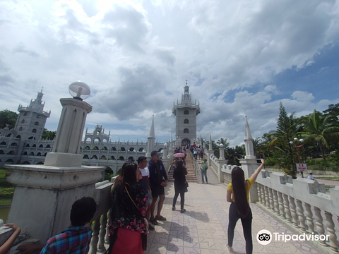 Simala Parish Church旅游景点图片