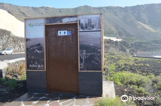 La Playa de Charco Verde旅游景点图片