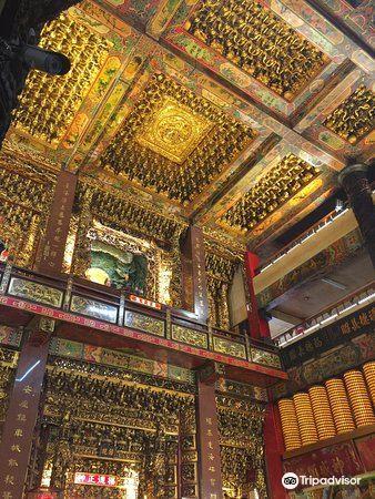 福安宫旅游景点图片