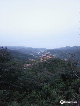 小草坝生态旅游区旅游景点图片