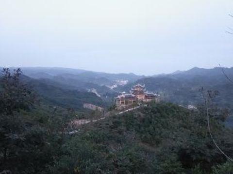 小草坝生态旅游区的图片