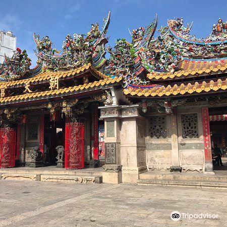 北港朝天宫旅游景点图片