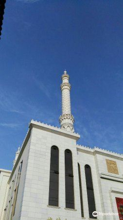 乌海清真寺旅游景点图片