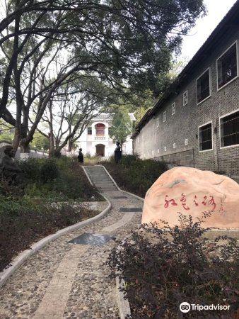 龙岩市古田会议会址旅游景点图片