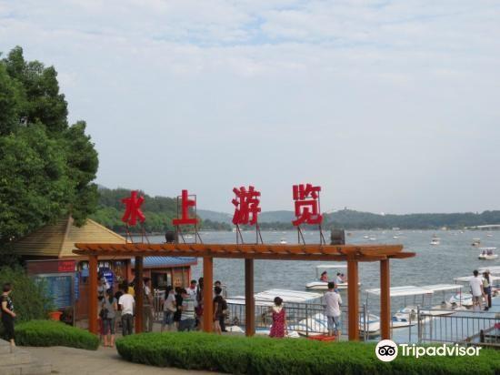 玄武湖旅游景点图片