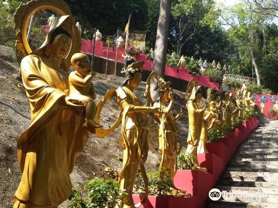 万佛寺旅游景点图片
