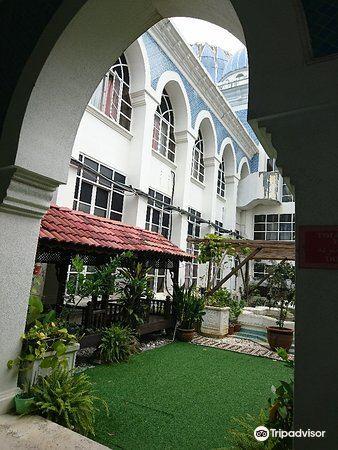 Masjid Sultan Ahmad Shah旅游景点图片