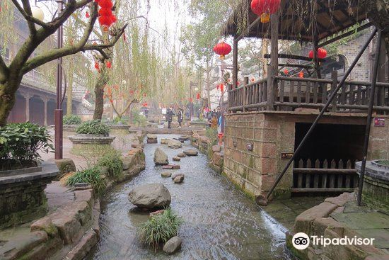 苏稽古镇旅游景点图片