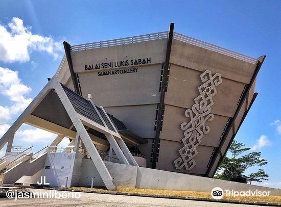 沙巴画廊旅游景点图片