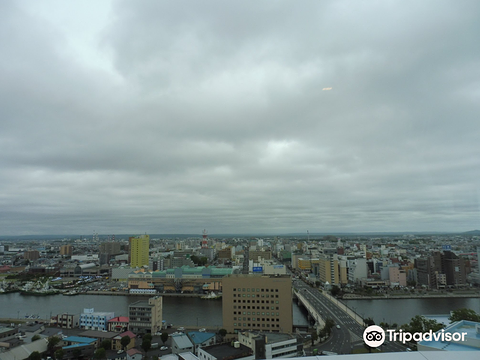 Manabotto Nusamai Observation Deck旅游景点图片