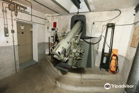 Artilleriewerk Faulensee旅游景点图片