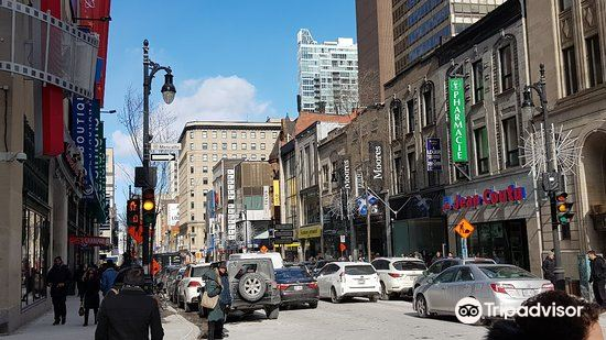 Rue Ste. Catherine旅游景点图片