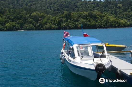 婆罗洲大堡礁旅游景点图片