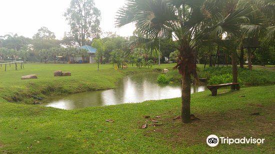 Mini Zoo Taman Teruntum旅游景点图片