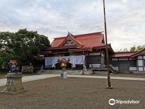 釧路護国神社的图片