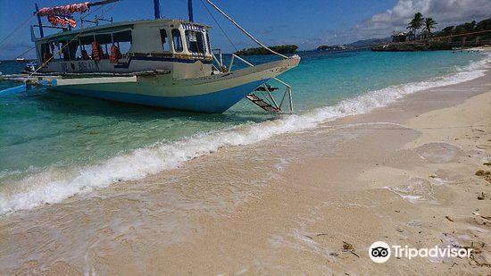 Tambisaan Beach旅游景点图片
