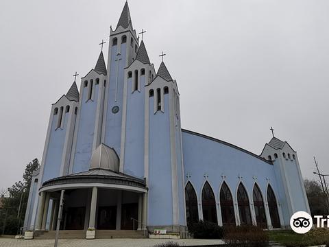 Holy Spirit Catholic Church旅游景点图片