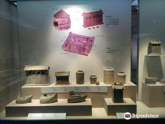南京市博物馆旅游景点图片