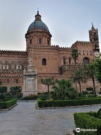 Cathedral of Palermo旅游景点图片