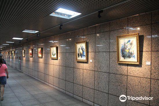 中正纪念馆旅游景点图片