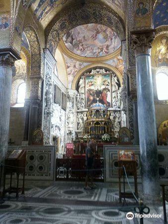Santa Maria dell'Ammiraglio (La Martorana)旅游景点图片